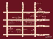 钱江绿洲交通图