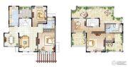 农房・英伦尊邸4室2厅2卫169平方米户型图
