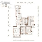 漳州国贸润园5室2厅2卫0平方米户型图