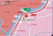 王府井广场交通图