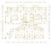 保利・原点广场3室2厅2卫95--140平方米户型图
