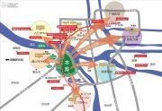 雁鸣湖畔交通图