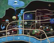 中海御湖熙岸交通图