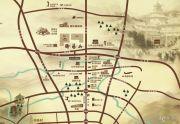 御汤山・熙园交通图