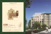 香溪玫瑰园5室3厅4卫318平方米户型图