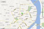 南国明珠花苑B区交通图
