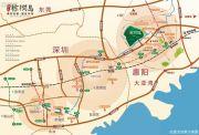 恒大棕榈岛交通图
