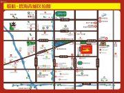碧海青城交通图