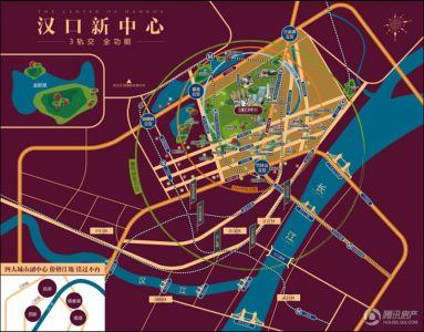 绿地汉口中心-楼盘详情-武汉腾讯房产