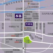 唐轩首府交通图