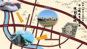 海润汇�Z花园交通图