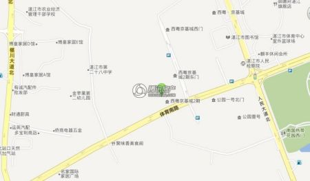 西粤京基城四期