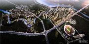 锦绣山河・低碳智慧新城效果图