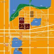 联合生活广场交通图