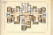 兴业花园3室2厅2卫107平方米户型图