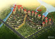 信达银郡规划图