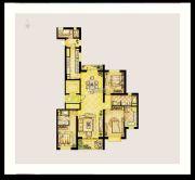 世茂新五里河3室2厅2卫197平方米户型图