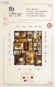 碧桂园�鼎4室3厅4卫356平方米户型图