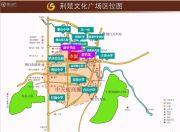 荆楚文化广场交通图
