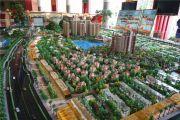 桂林奥林匹克花园沙盘图
