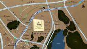 英郡年华3・时光里交通图