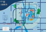 碧桂园东湖世家交通图