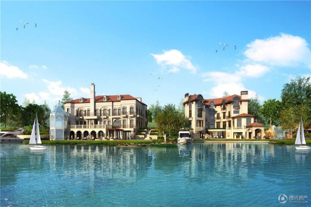 上海长岛 效果图