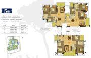 富元利和豪庭2期111--142平方米户型图