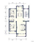 南辰雅园2室2厅0卫0平方米户型图