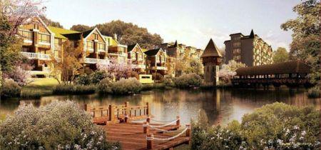 瑞士风情小镇三期铂邸