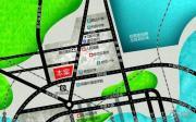 学伟国际城交通图