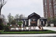 中洲锦城湖岸实景图