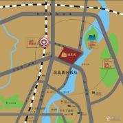桂林国奥城交通图