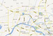 高圳明珠新城交通图