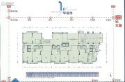 珠光御景骏庭1室1厅1卫8--117平方米户型图