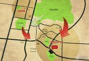 鼎龙国际交通图