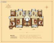 西峡财富新城0室0厅0卫153平方米户型图