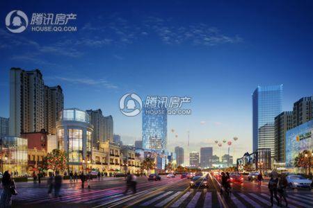 城市中央广场 | 誉峰