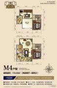 温泉曦月湾2室2厅2卫0平方米户型图