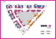 台州银泰城0平方米户型图