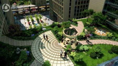 新合作城市广场・领誉