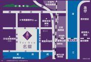 中海名钻花园交通图