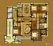 中瓯・金色海岸5室2厅4卫265平方米户型图