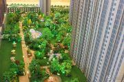 中弘中央广场沙盘图