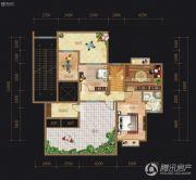 开元新世界6室2厅2卫0平方米户型图