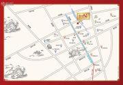 景瑞阳光城法兰公园交通图