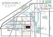 远洋・新街口交通图