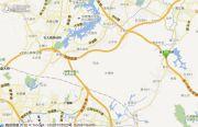 中信红树山交通图