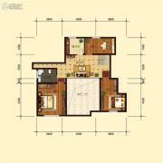 星河上城0室0厅0卫0平方米户型图