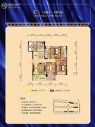 麓湖宫3室2厅2卫0平方米户型图